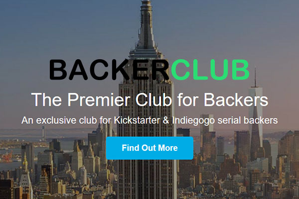 Backerclub Review by CFIAA