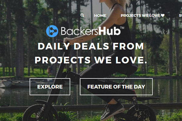 BackersHub Review by CFIAA