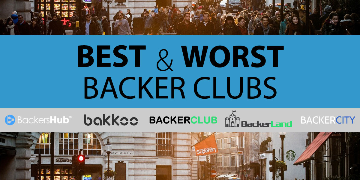 Backer Club Reviews